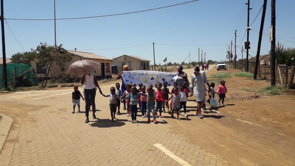 Kleuterschool Mazista opent haar deuren